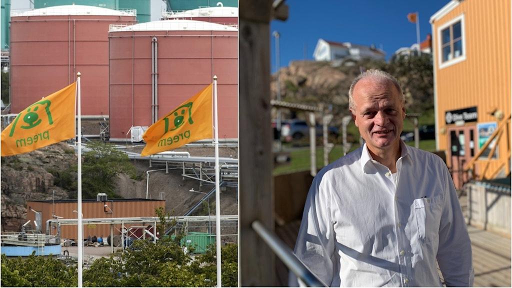 Jan-Olof Johansson, socialdemokrat och kommunalråd i Lysekil, är nöjd efter onsdagens beslut.