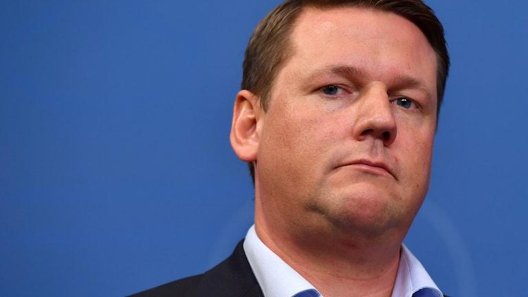 Tobias Baudin, Kommunals ordförande