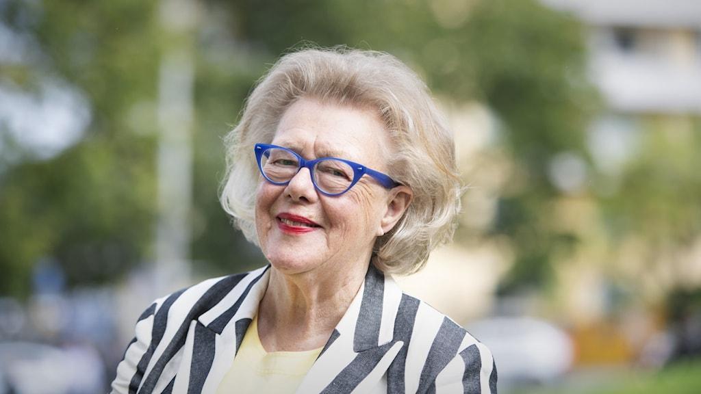 Birgitta Rasmusson.