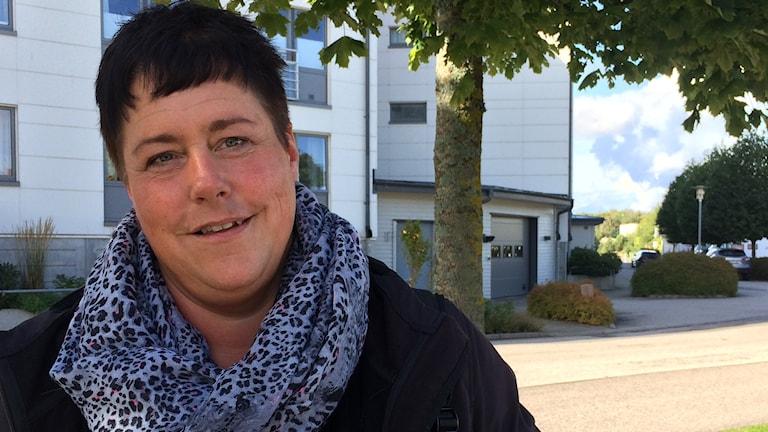 Bild på Camilla Klauffeldt, verksamhetschef Kunskapsförbundet väst