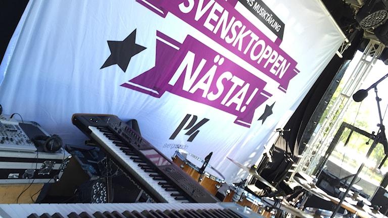I dag avgörs Svensktoppen Nästa 2016