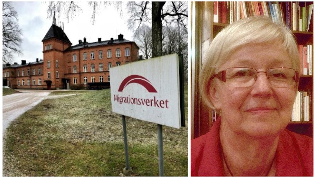 Restad Gård och Marianne Barrljung