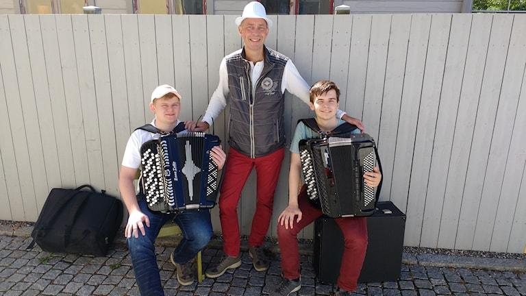 Dragspelsfestival i Vänersborg 2017