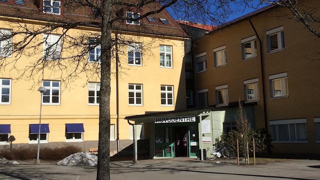Dalslands sjukhus