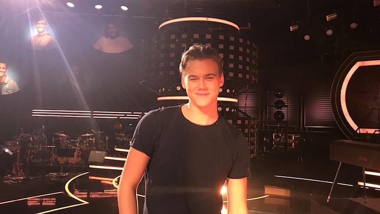 William Segerdahl idol 2018