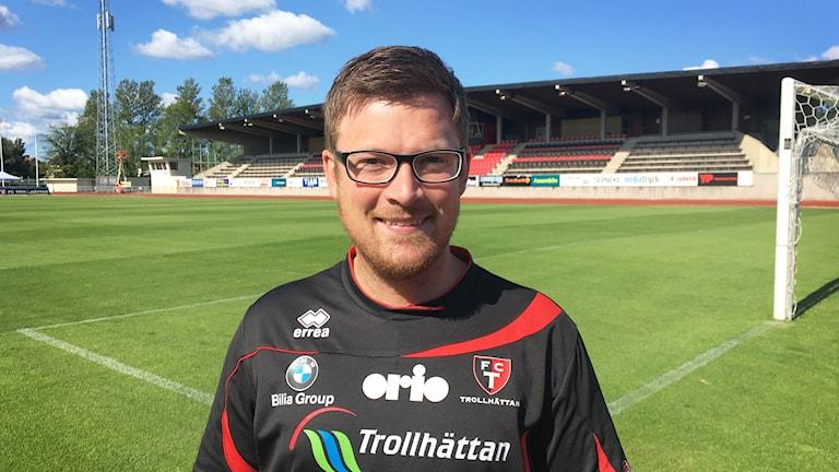 Henrik Bengtsson, black support FCT