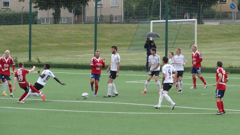 Fotboll Vänersborgs IF-Vänersborgs FK i Svenska Cupen