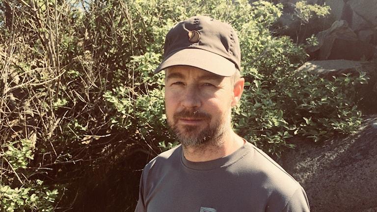 Daniel Monus ansvarar för fritidsskötseln i Tanums kommun.