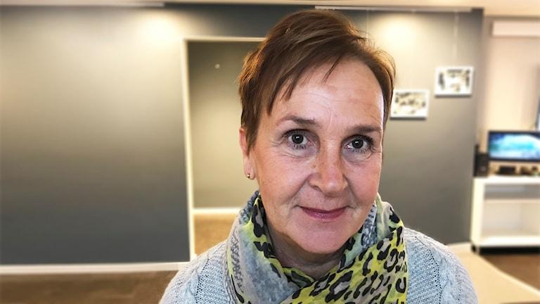 Karin Strömsholm på RBU Bohuslän