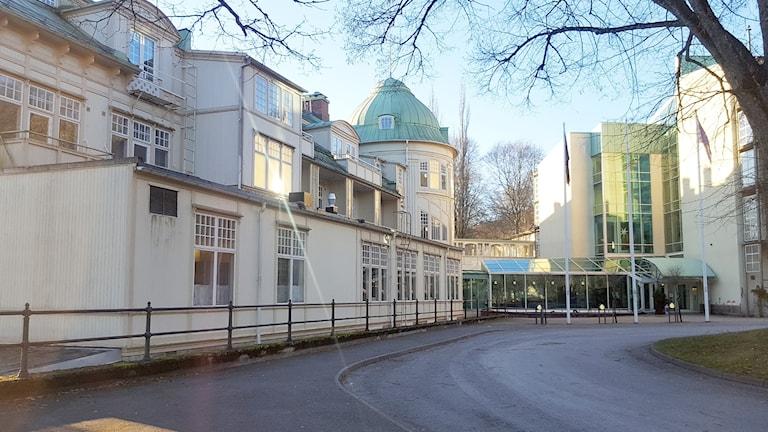 Kurorten Mösseberg i Falköping