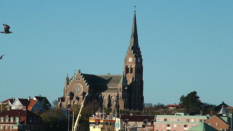 Lysekils kyrka. Foto: Anders Persson/Svenska kyrkan