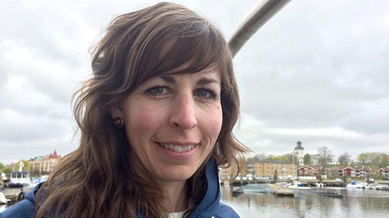 Anna Hjelmberg turismutvecklare i Åmål