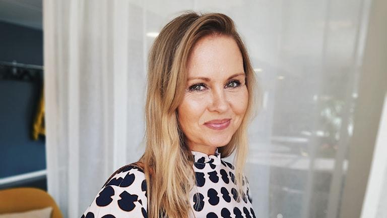 Modeexperten Madeleine Åberg