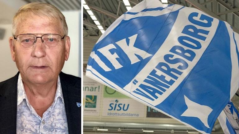 Bill-Arne Andersson, IFK Vänersborgs ordförande