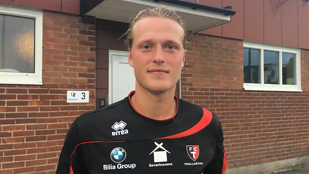 Pelle Ödlund FC Trollhättan Fotboll