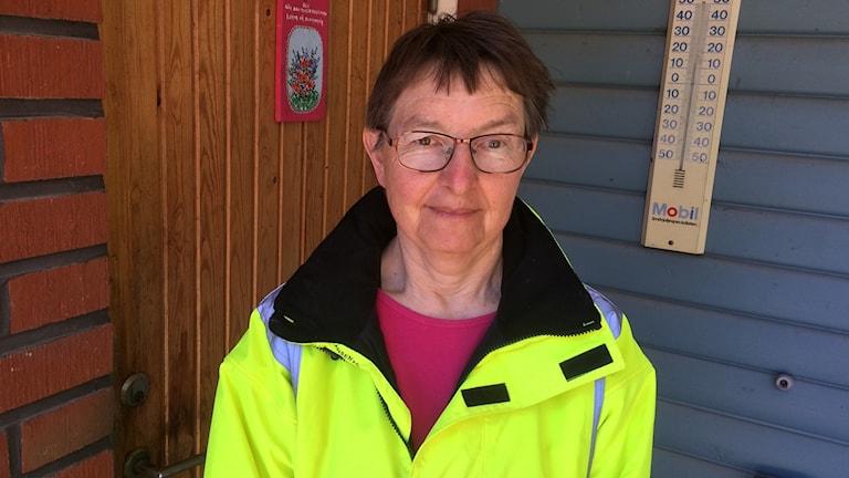 Lisbeth Henriksson, Parkinsonförbundet