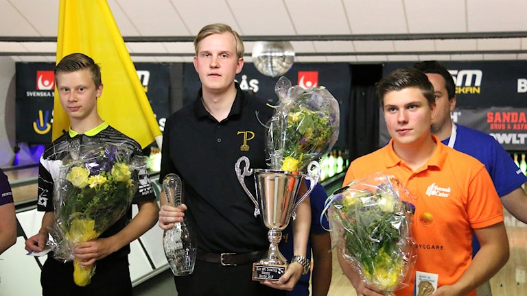 Mattias Wetterberg bowling