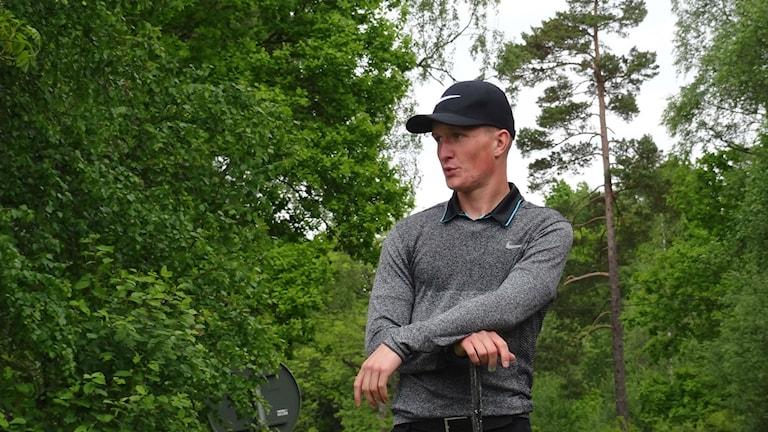 Golf Marcus Kinhult