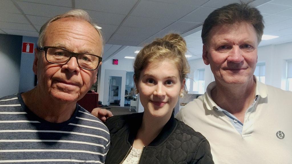Ingemar Thorell Sofia Geidvik Lars Mattsson