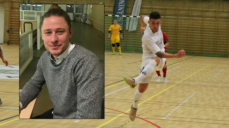 Christoffer Lundh, expert, tror på IFK Uddevalla inför finalen.
