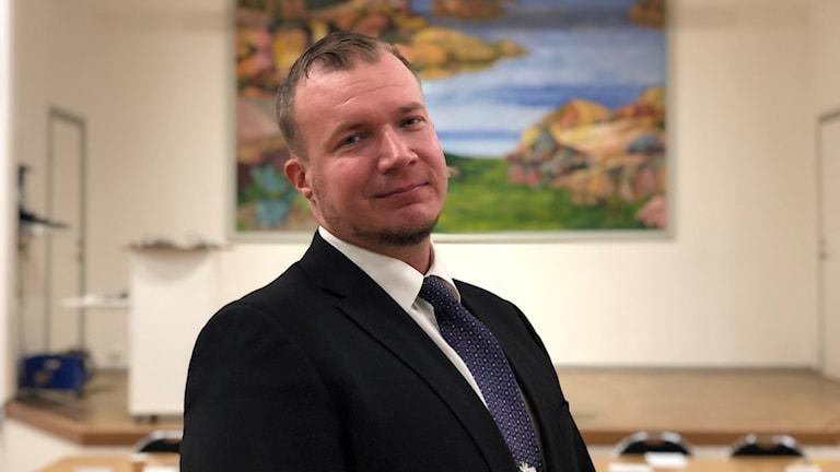 Heikki Klaavuniemi (SD)