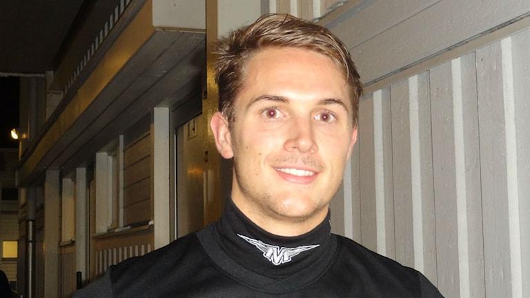 Bandy Gripen Adam Rudell
