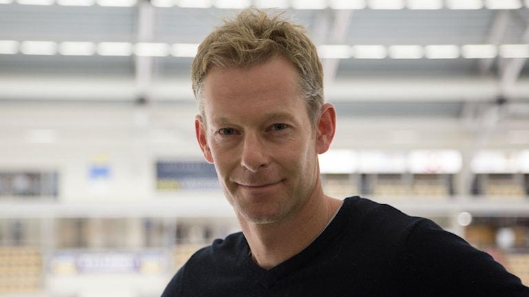 Joachim Berglund P4 Västs bandyexpert