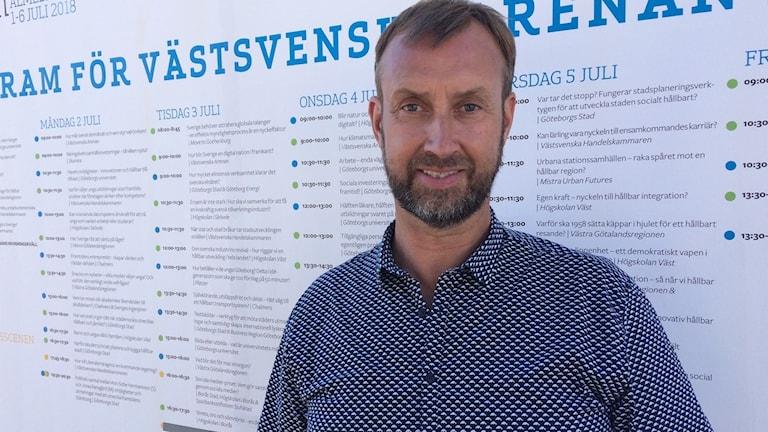 Johan Trouvé, västsvenska handelskammaren