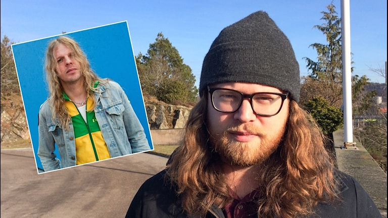 """Förra året gick Robert """" Strängen"""" Dahlqvist, från Uddevalla och känd bland annat från The Hellakopters, bort. Nu släpps skivan """"Rock på sve"""