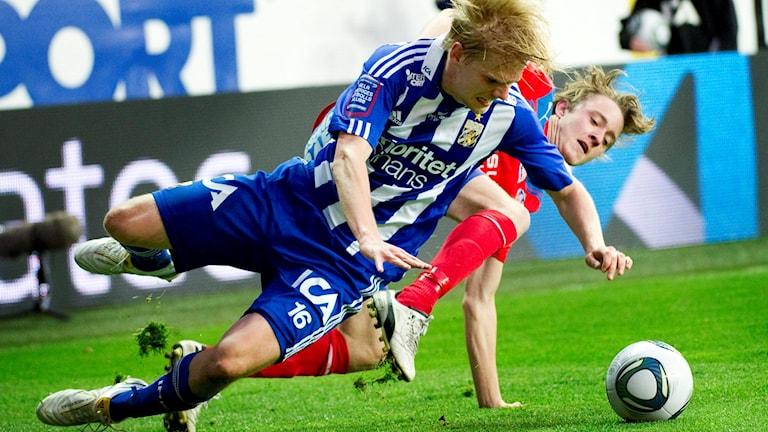 Erik Lund kommer spela i Ljungskile i år. Det står nu klart.
