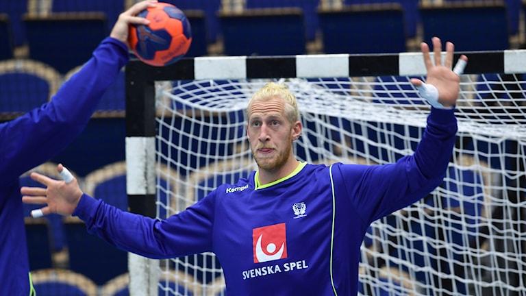 Mikael Appelgren från Uddevalla.