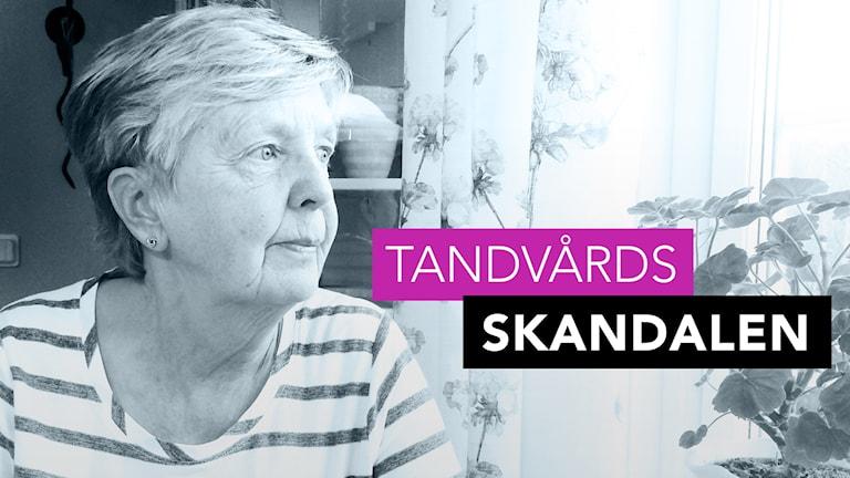 Solgerd Jonsson. Foto: Richard Veldre/Sveriges Radio