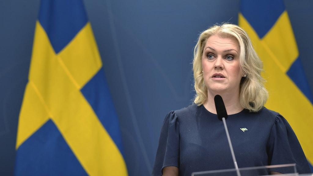 LENA HALLENGREN PRESSTRÄFF