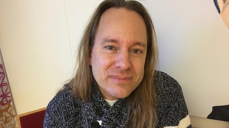 Tommy Svensson, kultur- och fritidschef i Trollhättan.