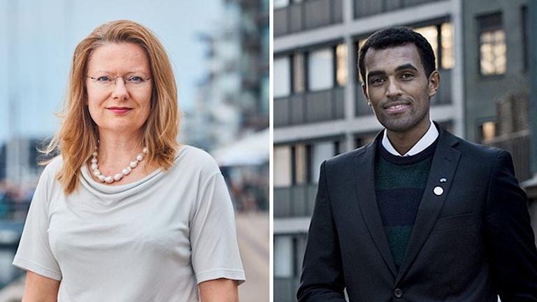 Det liberala kommunalrådet i Helsingborg Maria Winberg Nordström kritiserar nu tidigare riksdagsledamoten (L) och trollhättebördige Said Abdu.