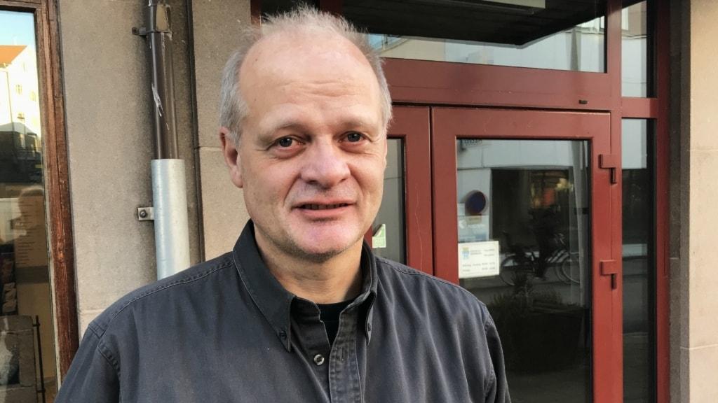 Jan-Olof Johansson är socialdemokratiskt kommunalråd i Lysekil.