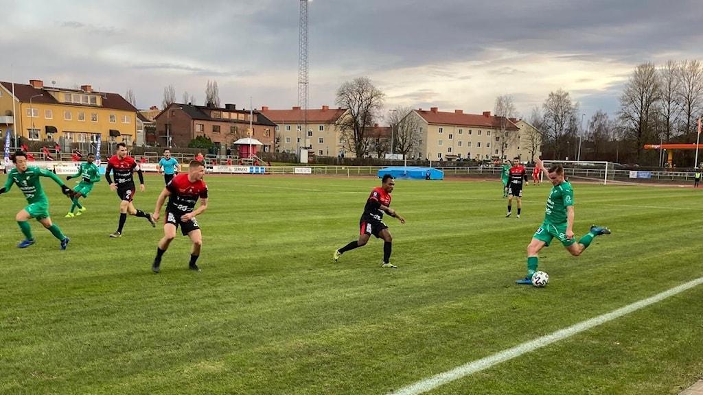 FC Trollhättan - Ljungskile SK, Trollhättan, 210416