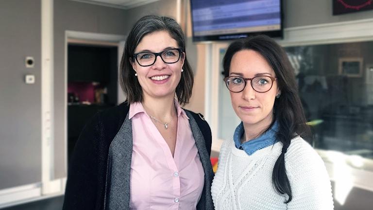 Jessica Svensson och Elisabeth Hansson/Hälsokällan Fyrbodal
