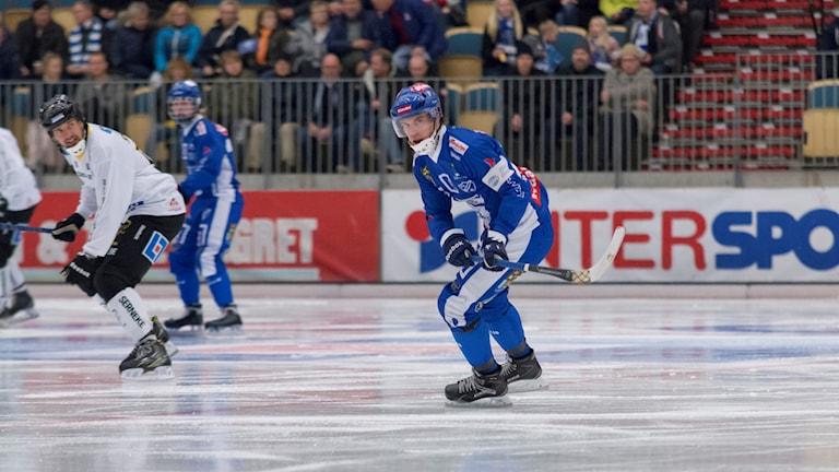 Bandy IFK Vänersborg Emil Wiklund