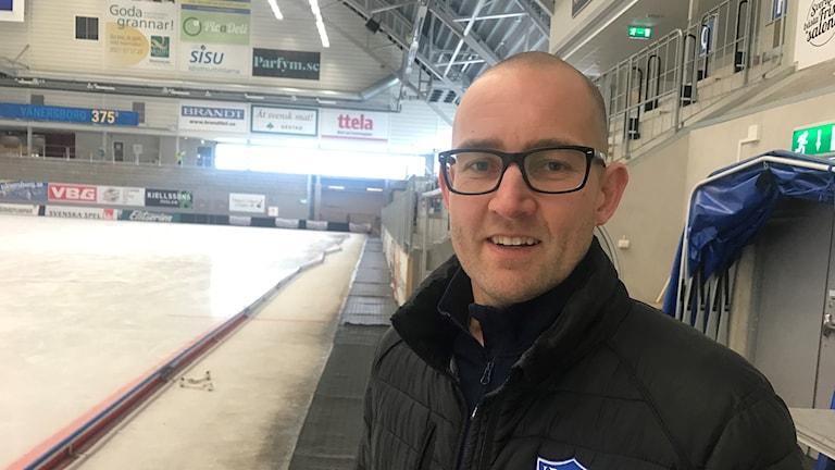 Joakim Hedqvist ser fram emot SM-slutspelet i bandy.