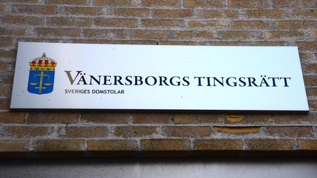 Vänersborgs tingsrätt, Vänersborg tingsrätt