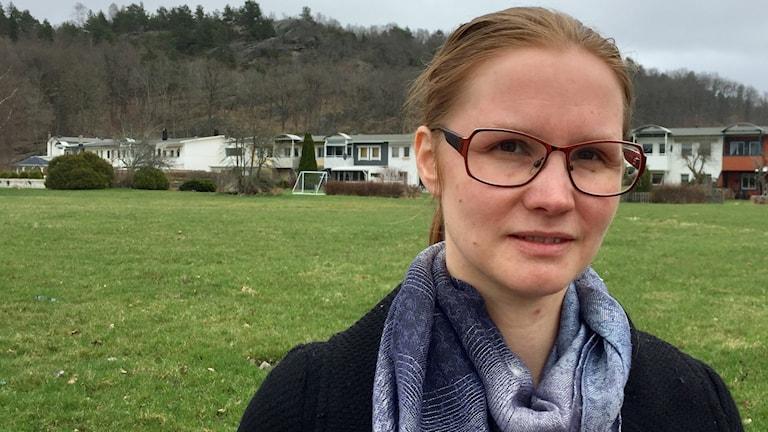 Skola och miljö är de viktigaste valfrågorna för Maria Göransson.