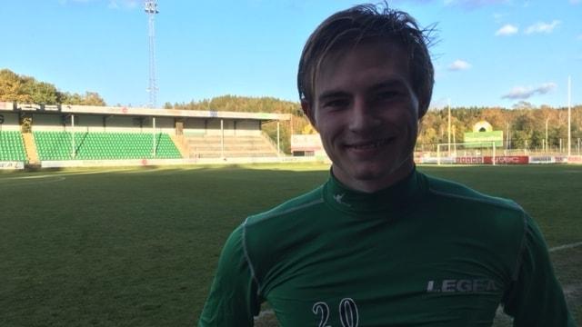 Linus Dahl, Ljungskile SK
