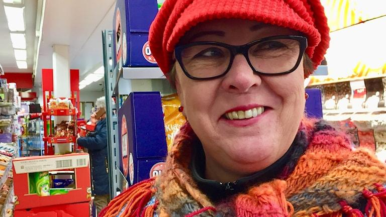 Ann-Christin Gustafsson i affären