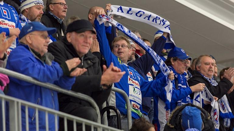 Bandy IFK Vänersborg Supportar Älgarna