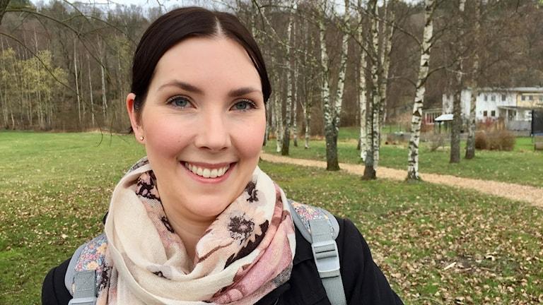 Anna-Karin Georgsson och hennes familj klarar sin idag inte utan två bilar.