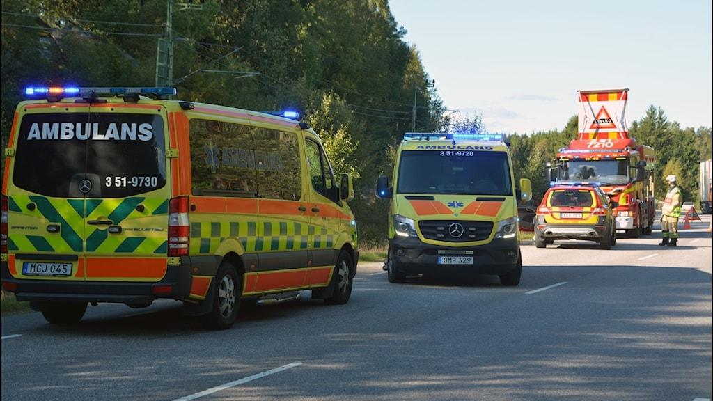 Tågolycka i Stenungsund