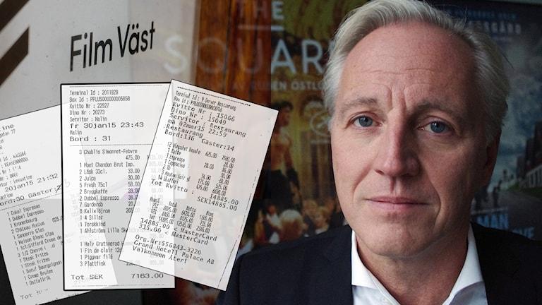 Mikael Fellenius, vd för Film i Väst