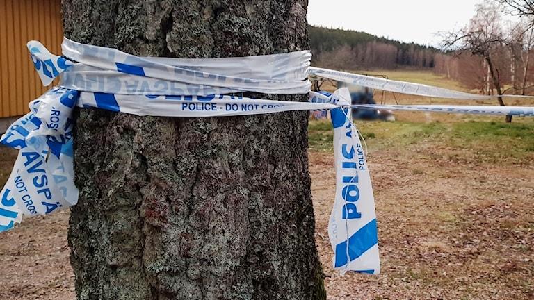 Orust misstänkt mord januari