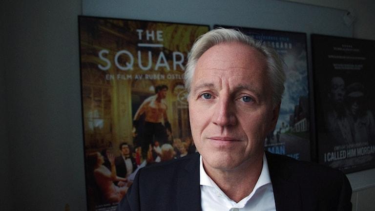 Mikael Fellenius vd Film i Väst december 2017